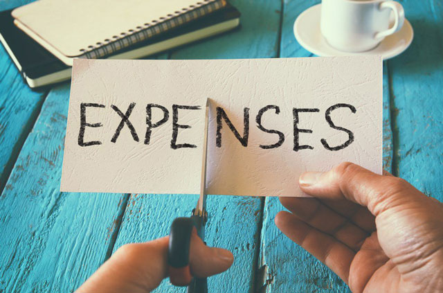 lower home expenses